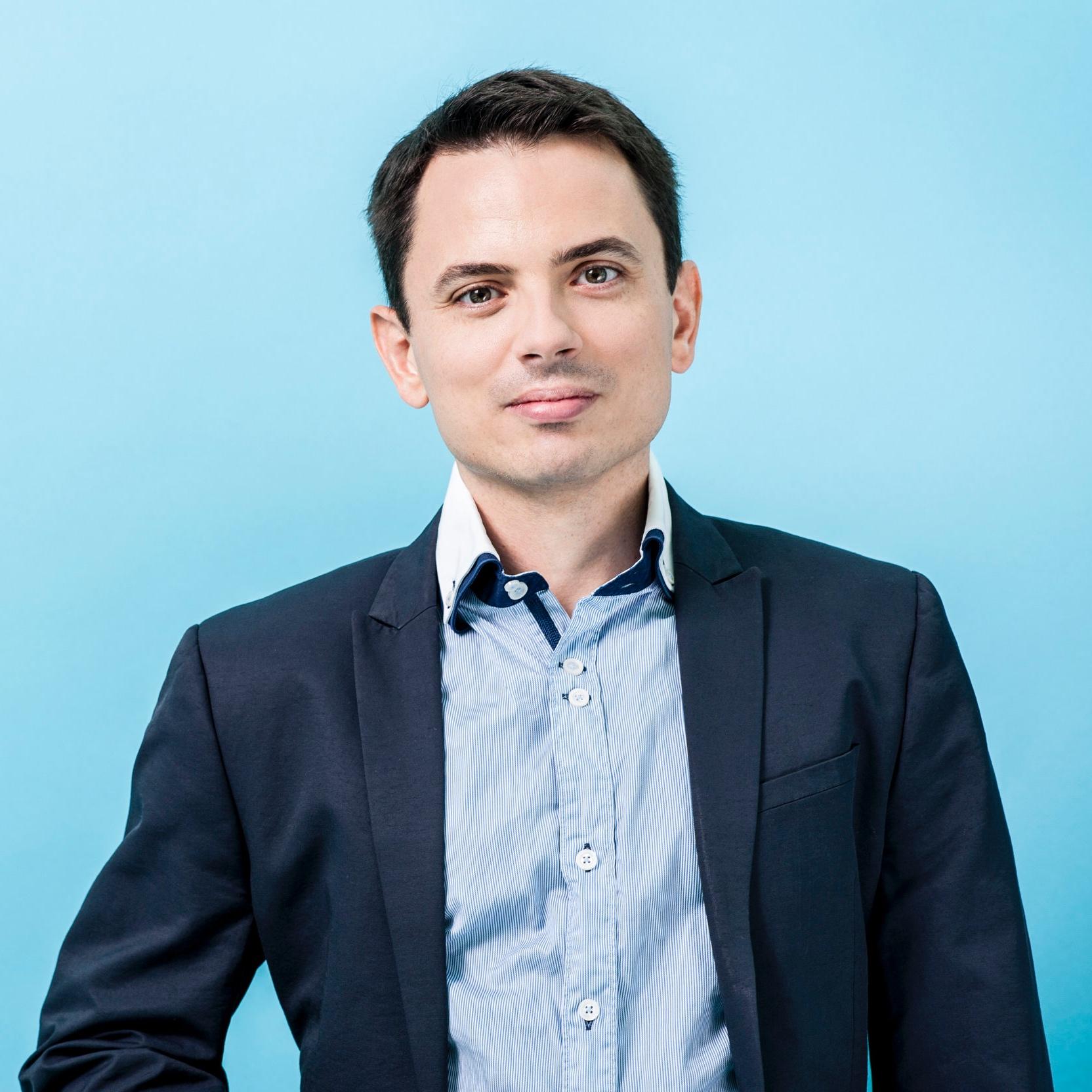 Fehér Gyula  founder Oktogon Ventures