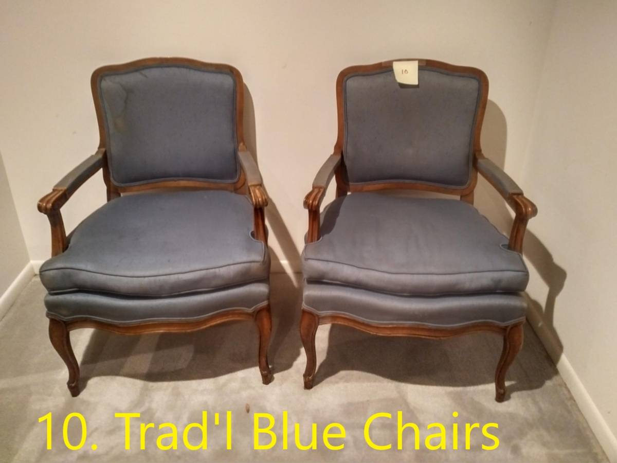 Pair of Chairs - $25