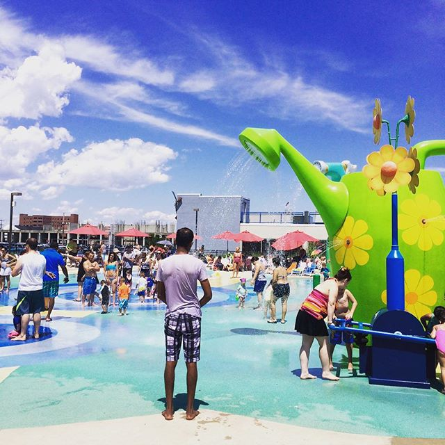 Happy Saturday!! #summer #August #beachday #asburypark #jerseyshore #nj #boardwalk #saturday #weekend
