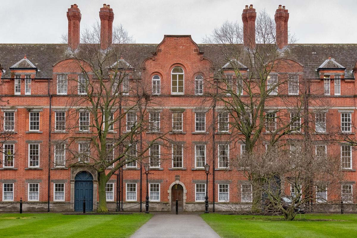 Trinity College Rubrics Building