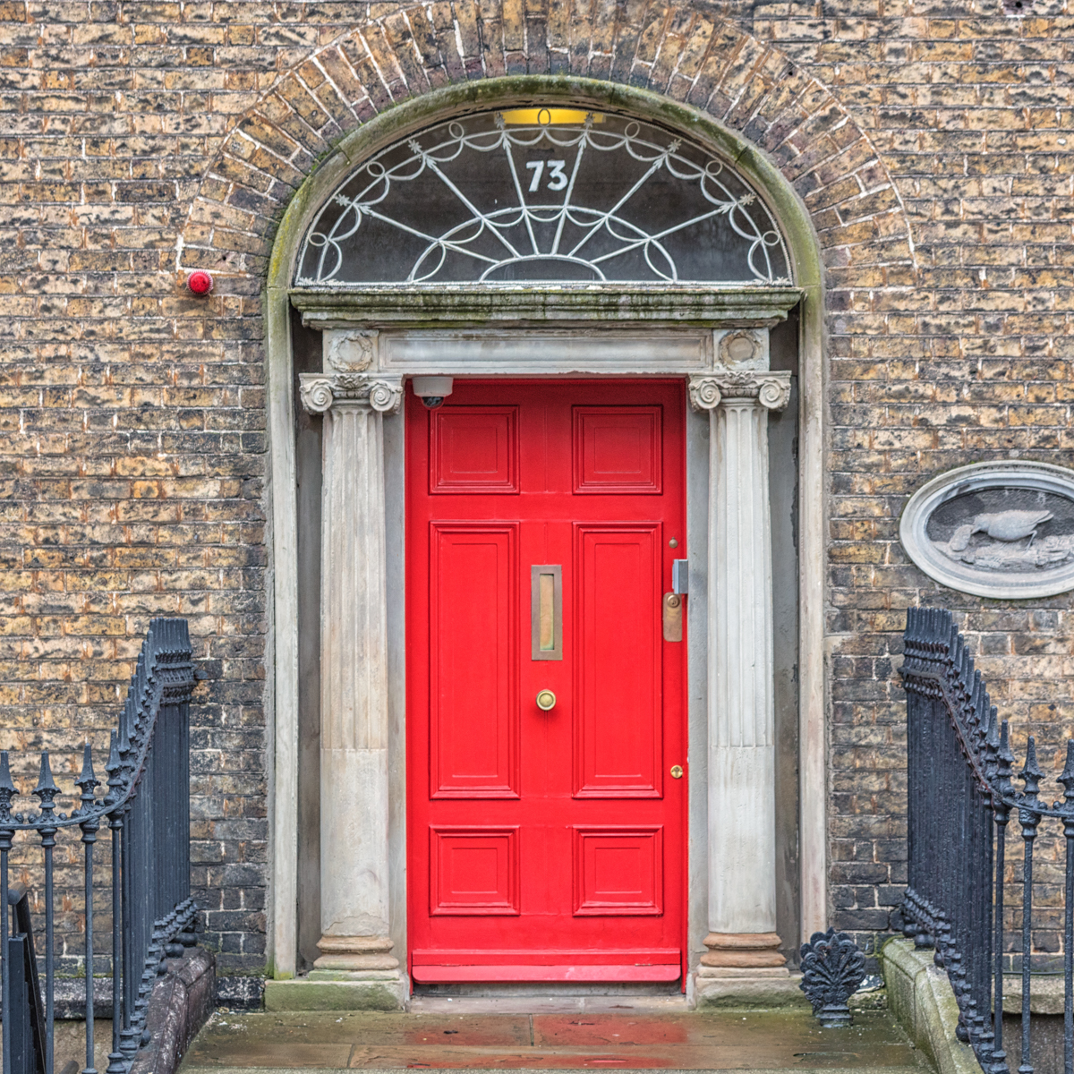 Georgian Door Baggot Street