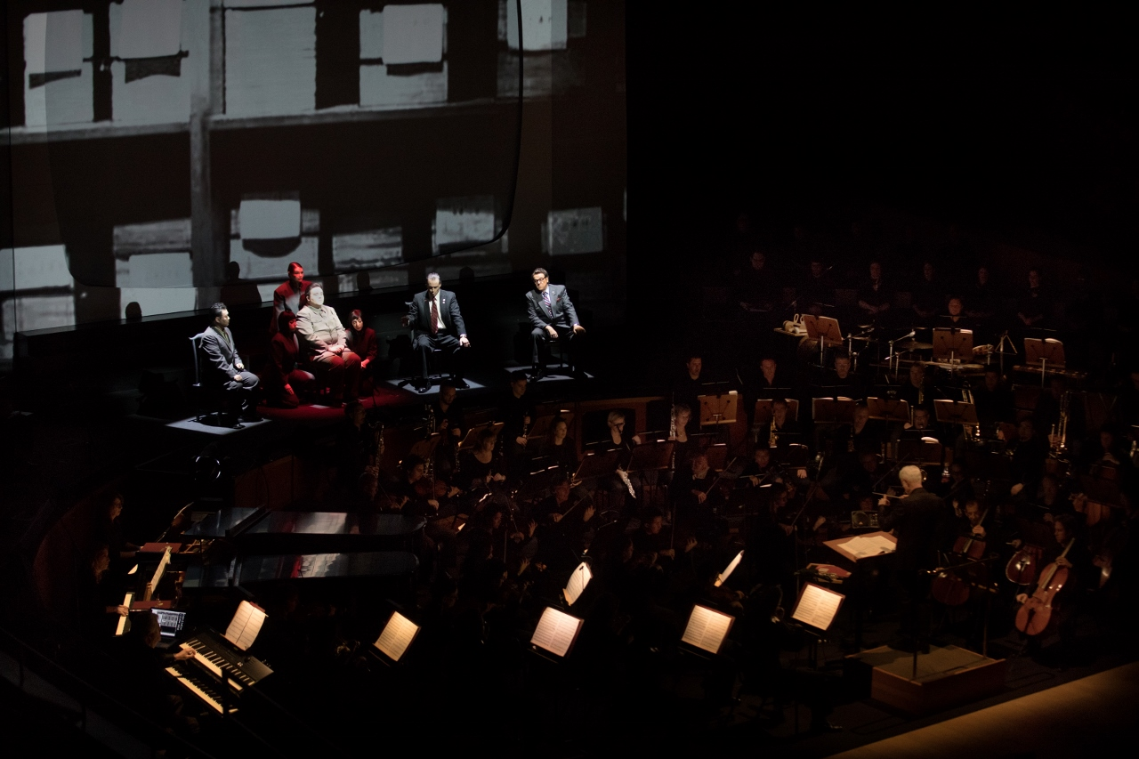 Nixon in China - Los Angeles Philharmonic - photos by Craig T. Mathew/Mathew Imaging