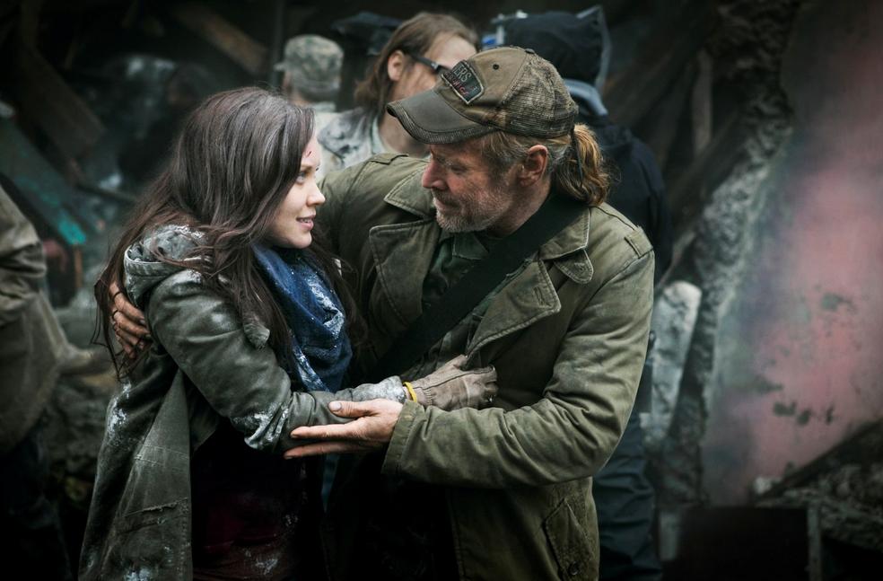 Captain Weaver & Jeanne -