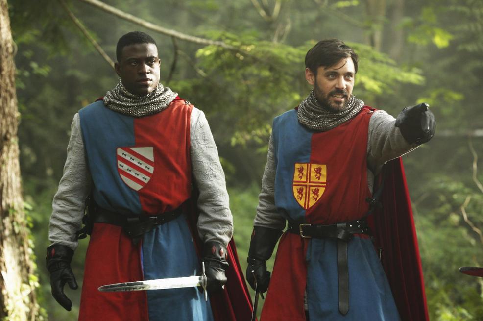 Knights - Tunics