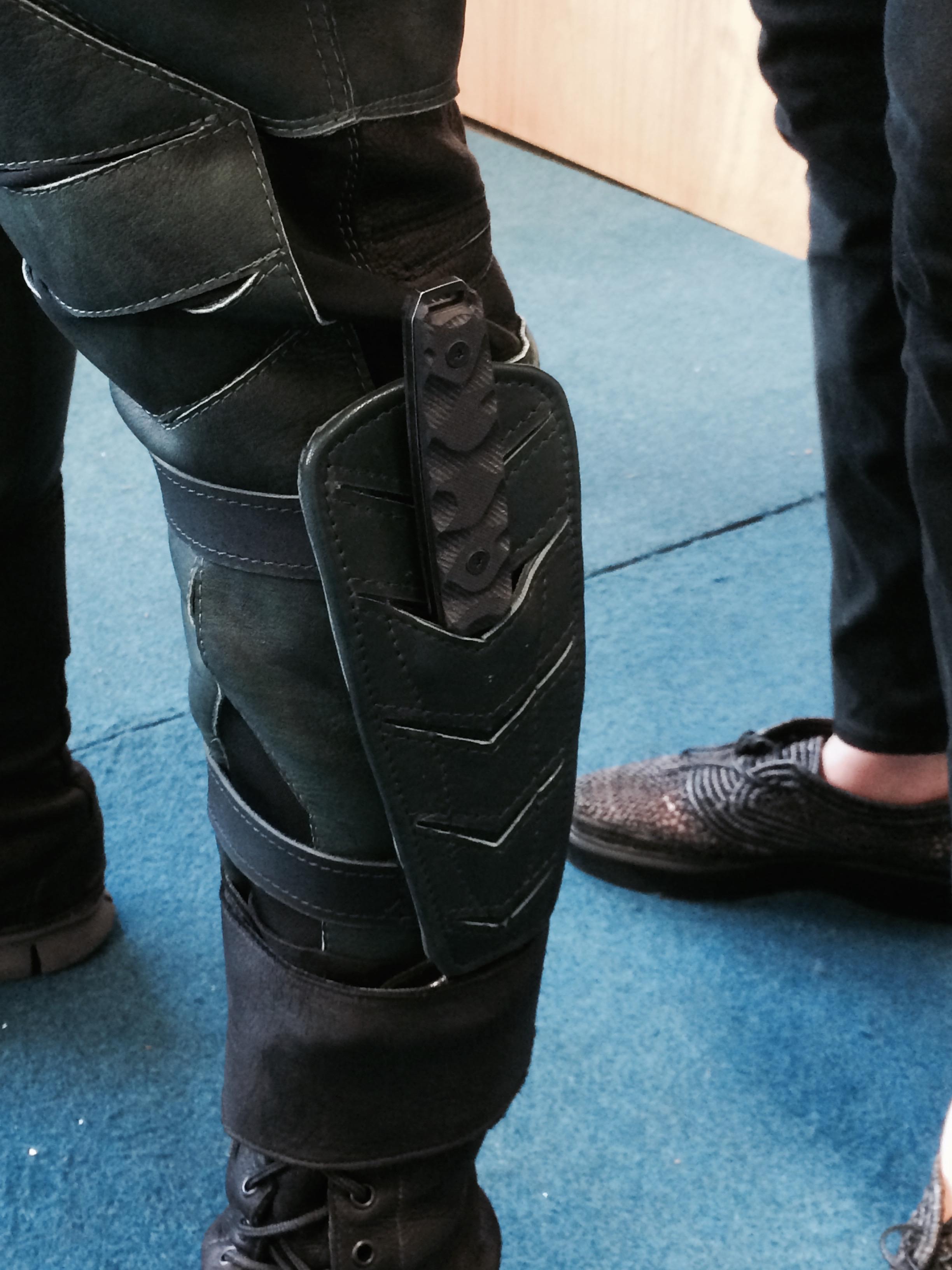 Arrow - Leg Holster