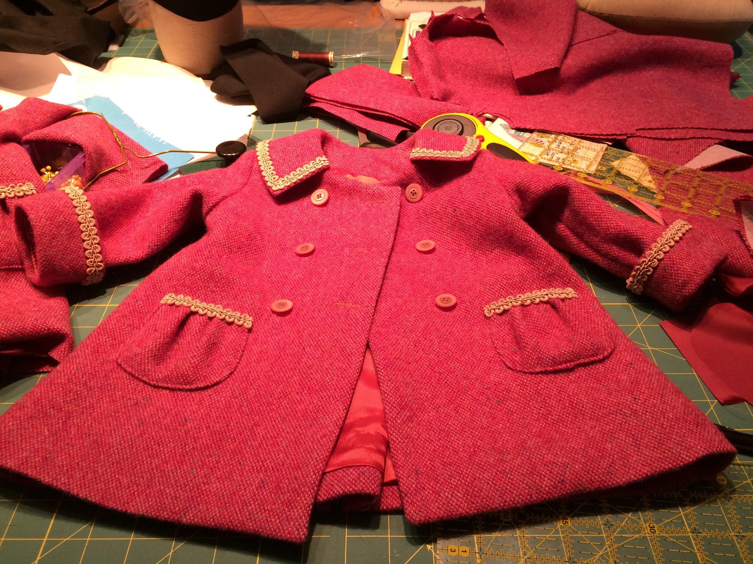 Sunny Baudelaire - Pink Coat (S1)