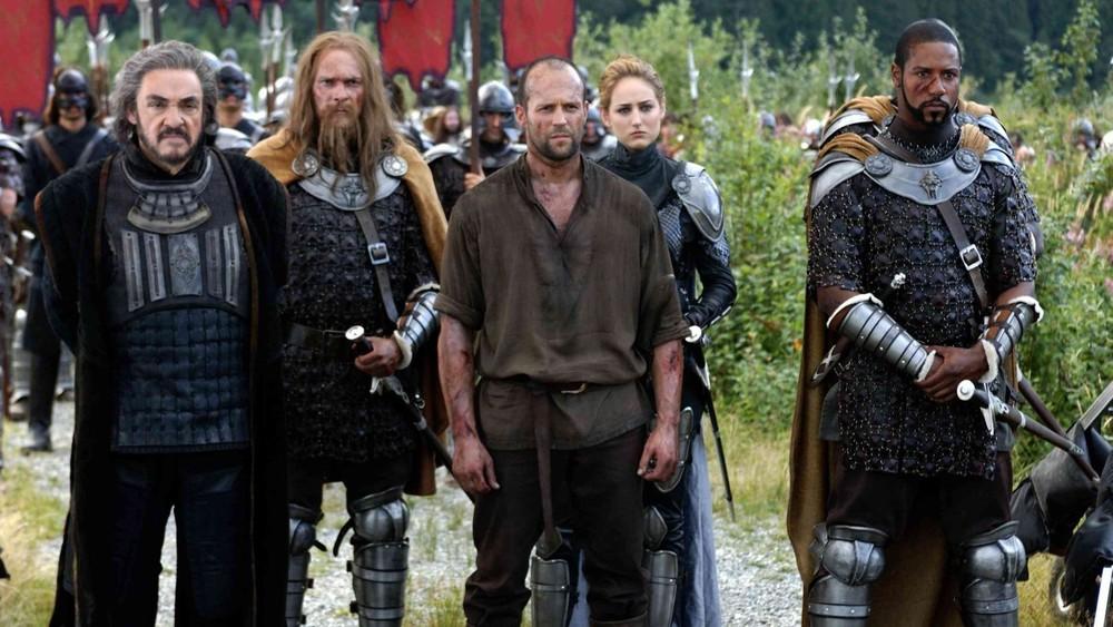 Merick, General Backler, Farmer, Muriella & Commander Tarish