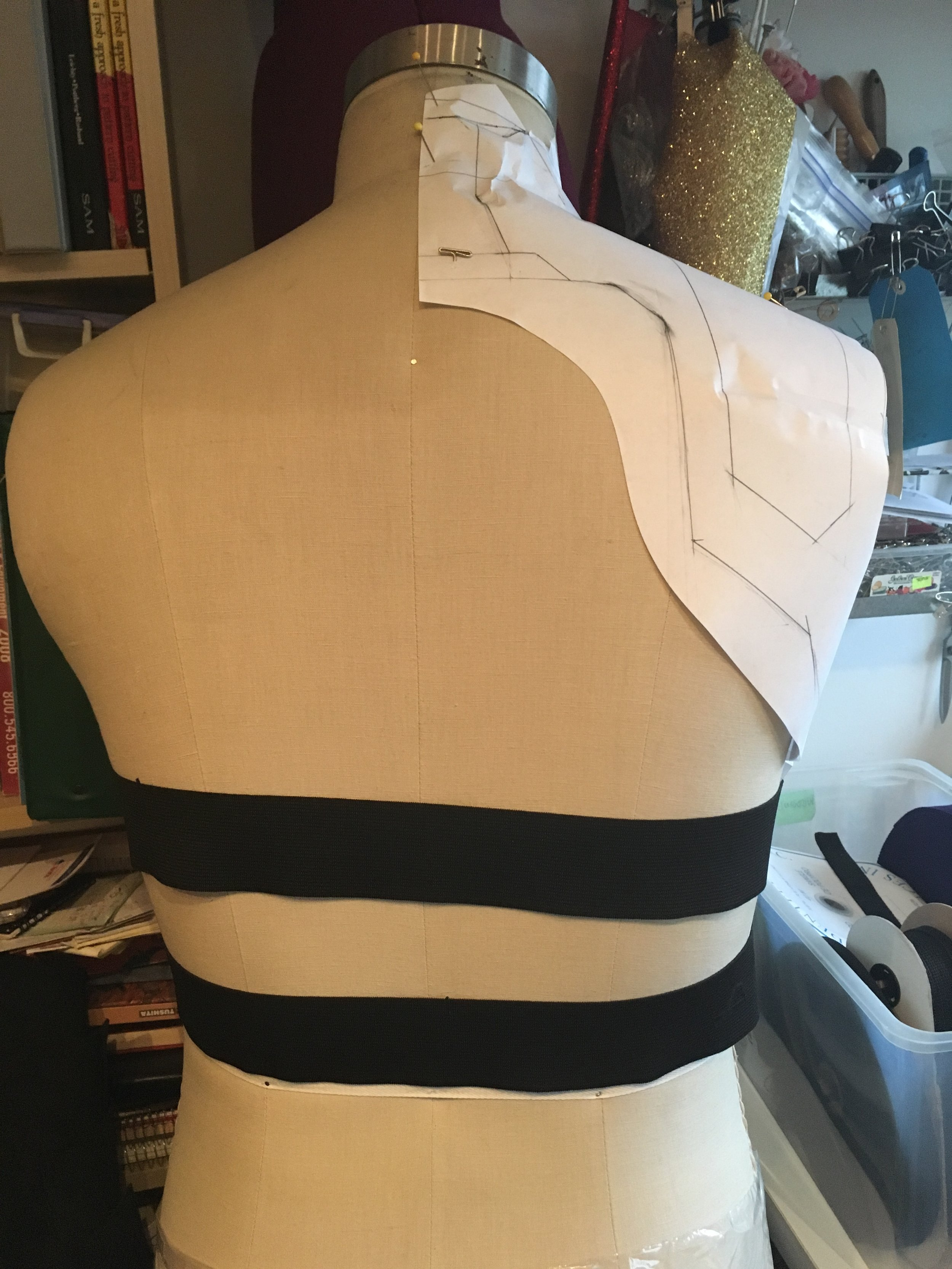 OG Kovacs - Body Harness - Patterning