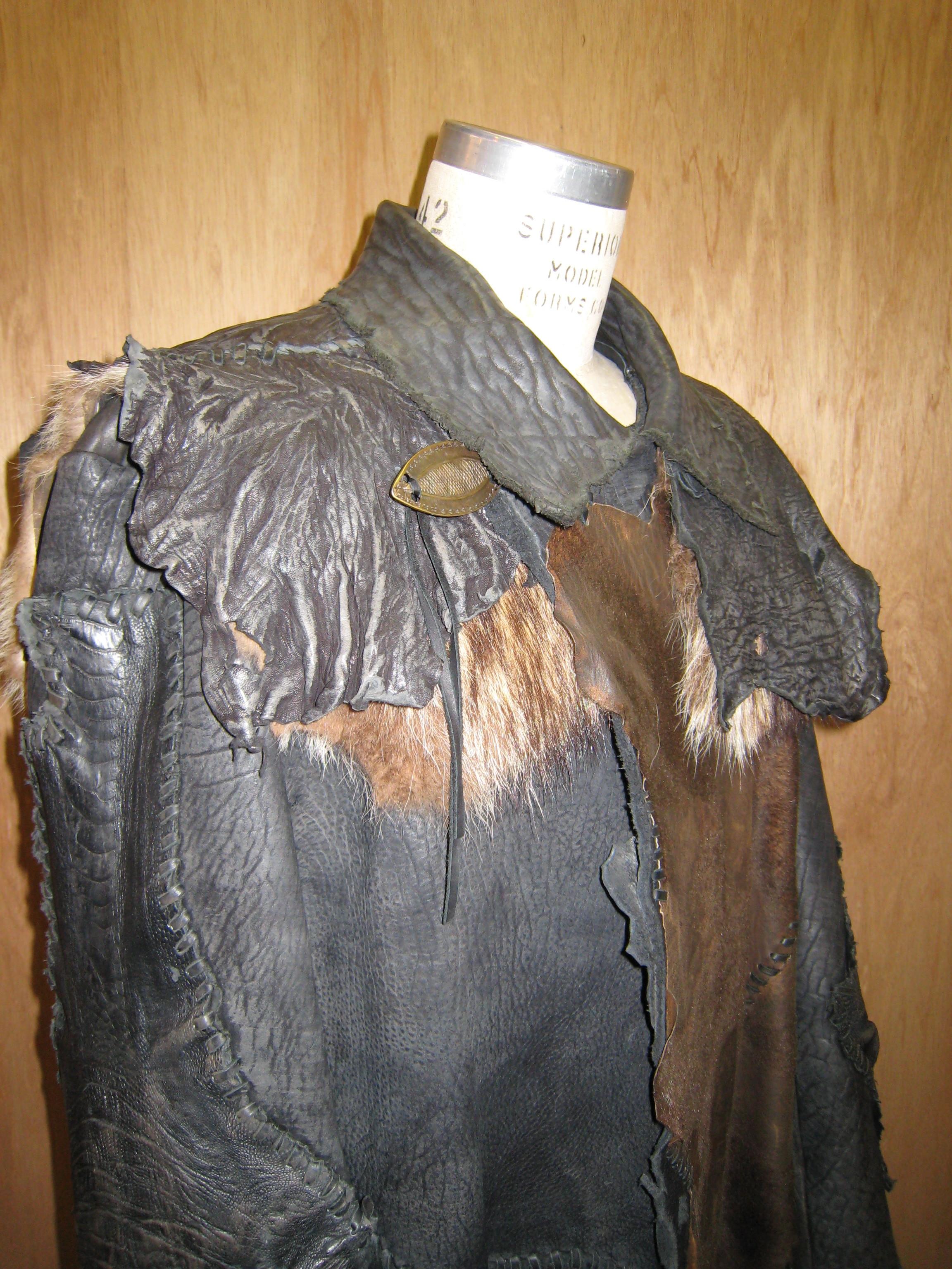 Ronon - Coat