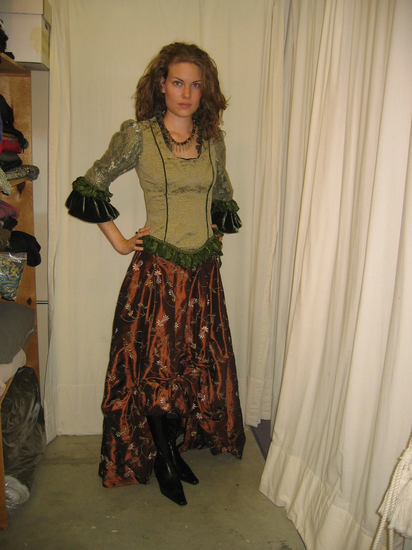 Captain Meyers - Bodice and Skirt