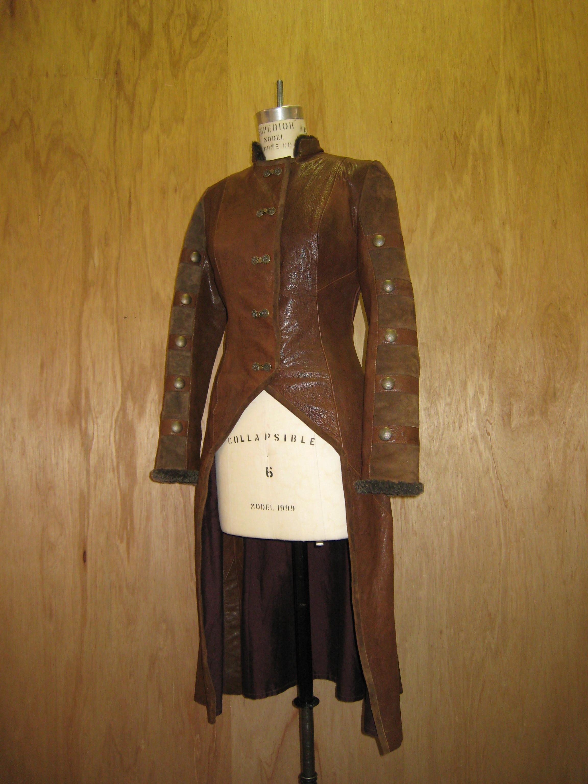 Teyla - Coat