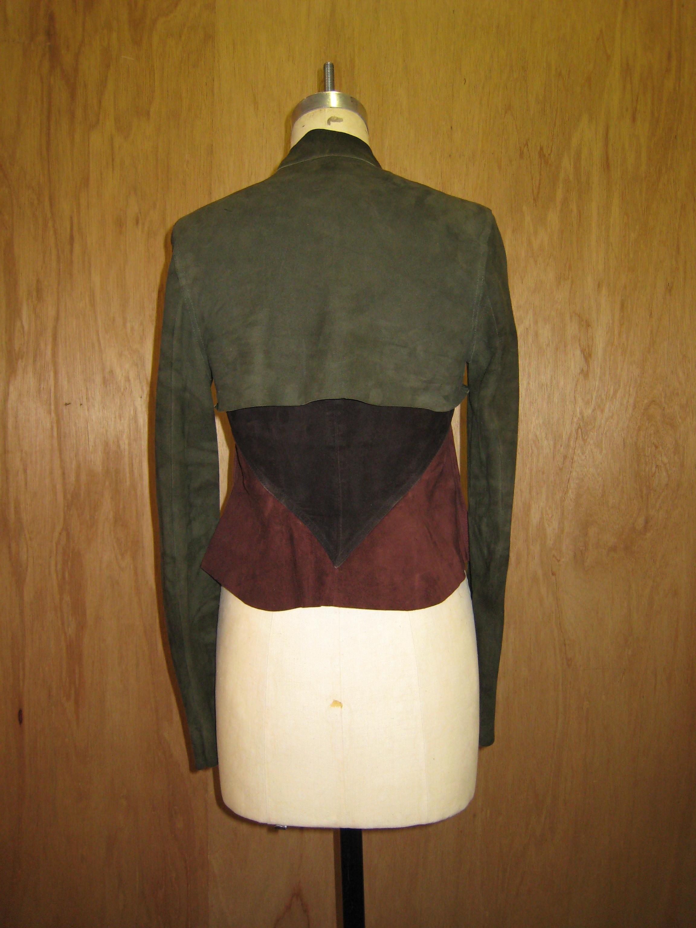 Teyla - Jacket