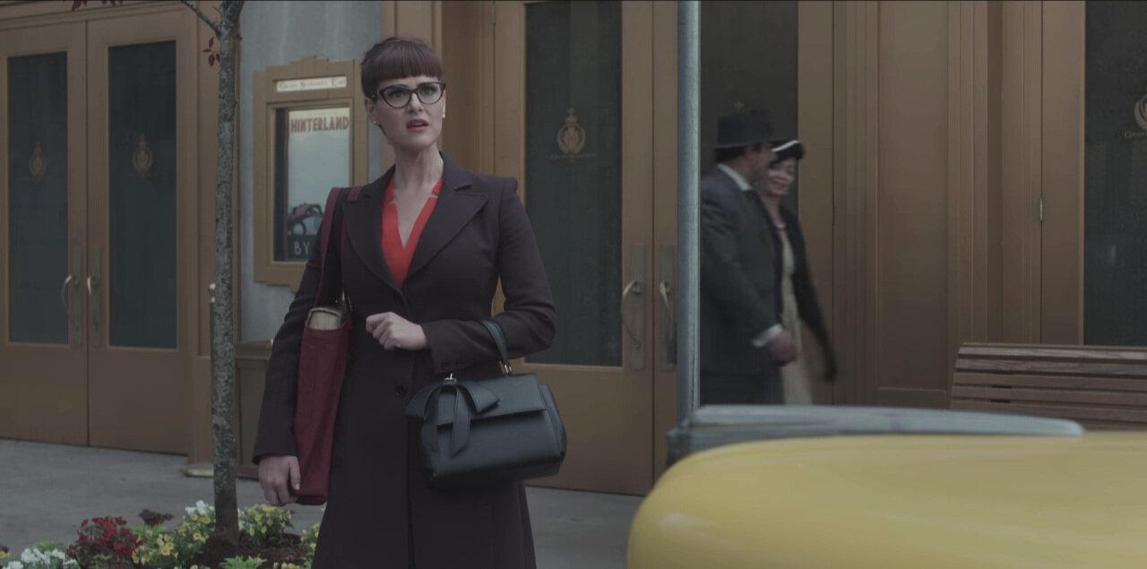 Olivia Caliban - Book Bag (S2)