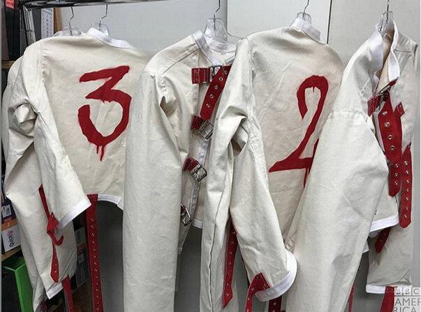 The Rowdy 3 - Straight jacket alterations (S2)