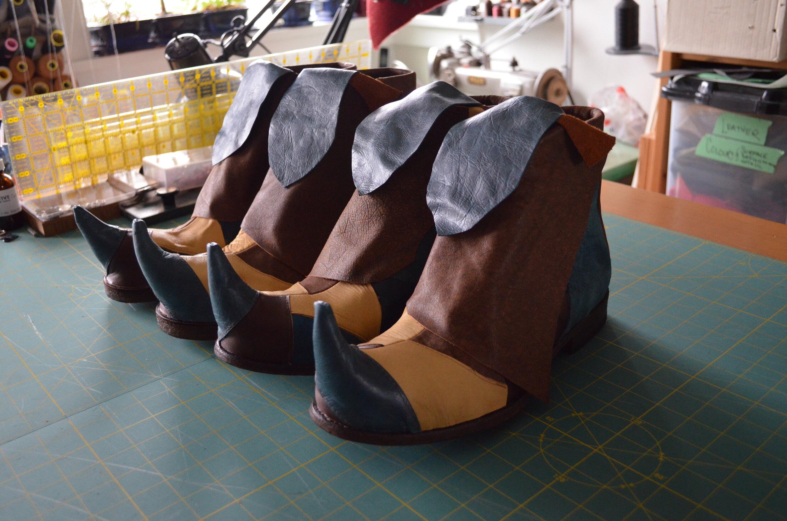 Panto Trost - Shoes (S2)