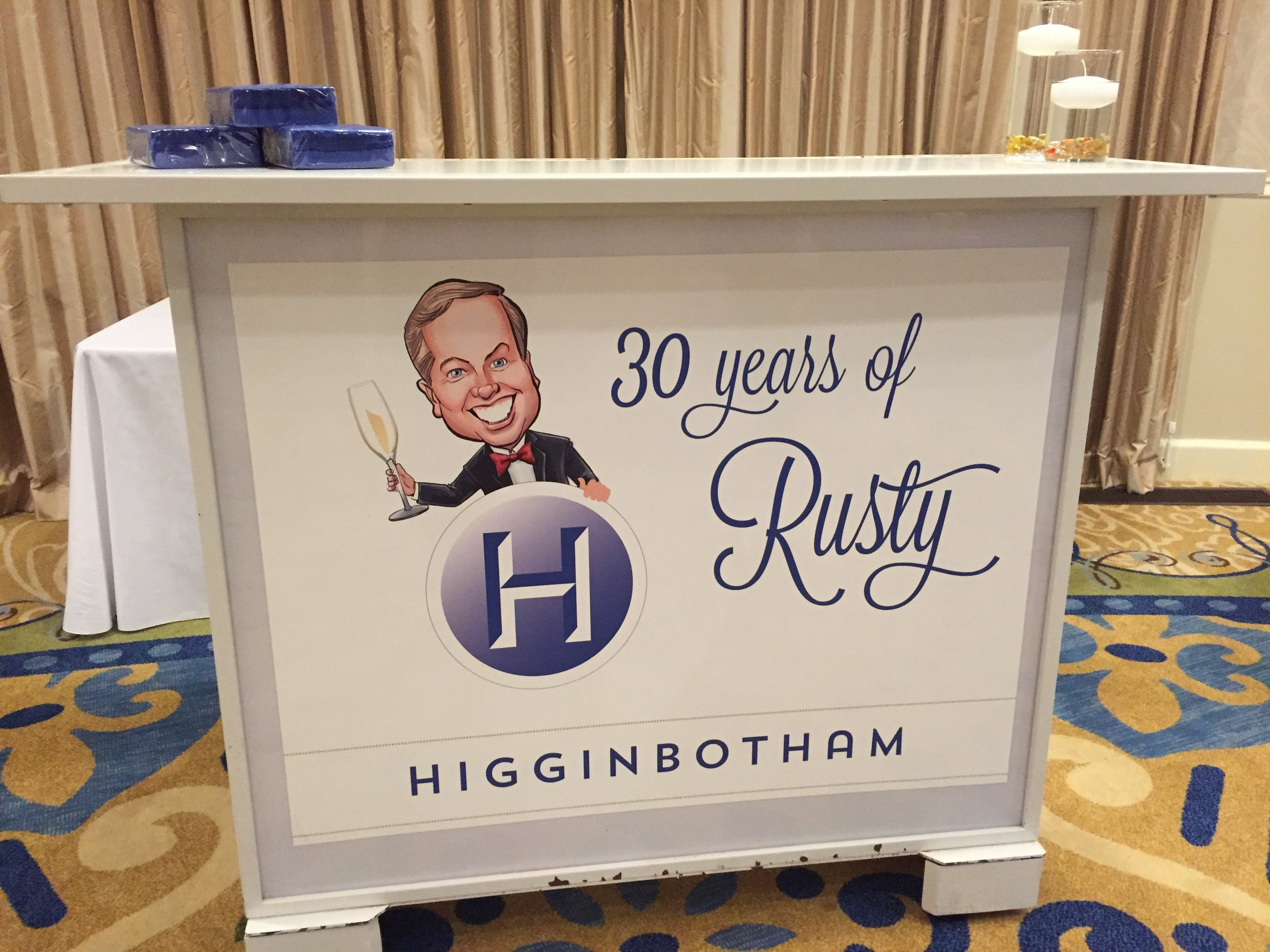 Rusty's 30th Anniversary