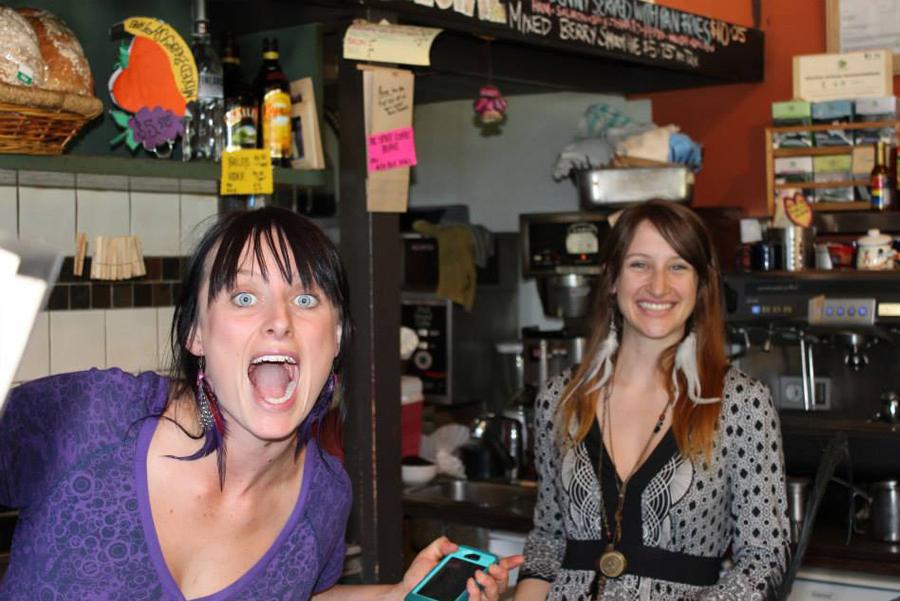Alpine Cafe Staff