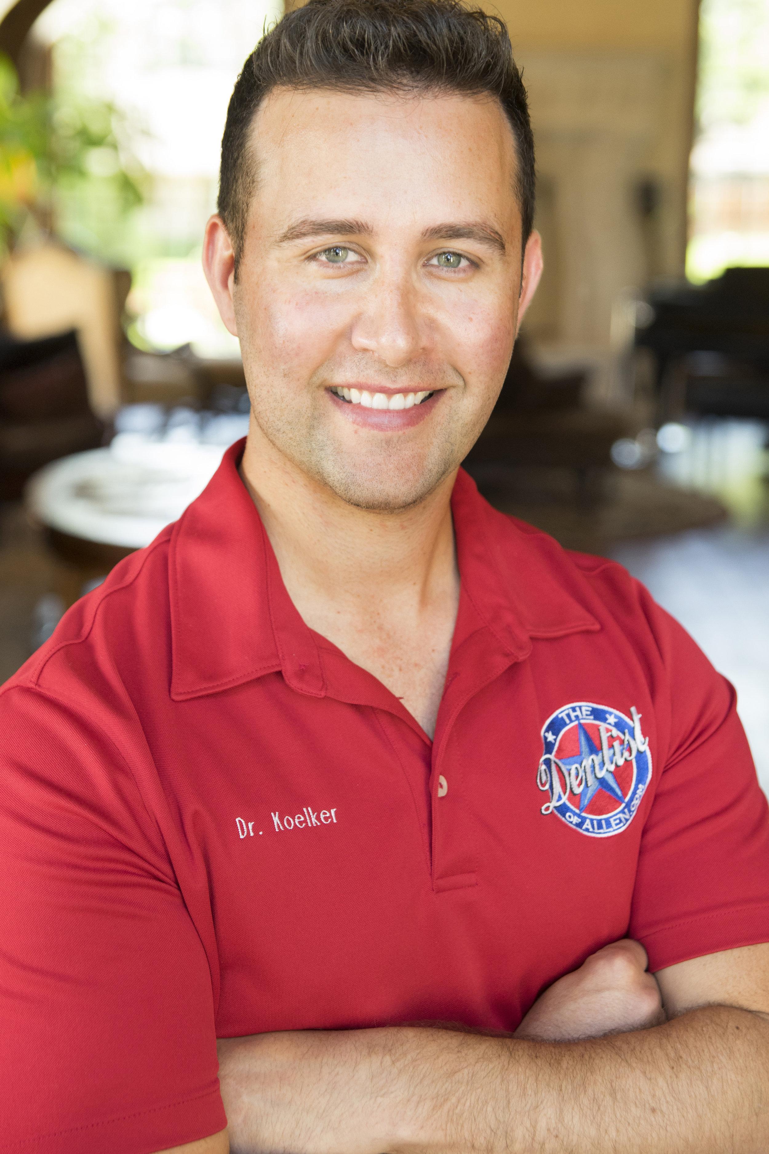 Dr. Kris Koelker DDS, Allen Texas