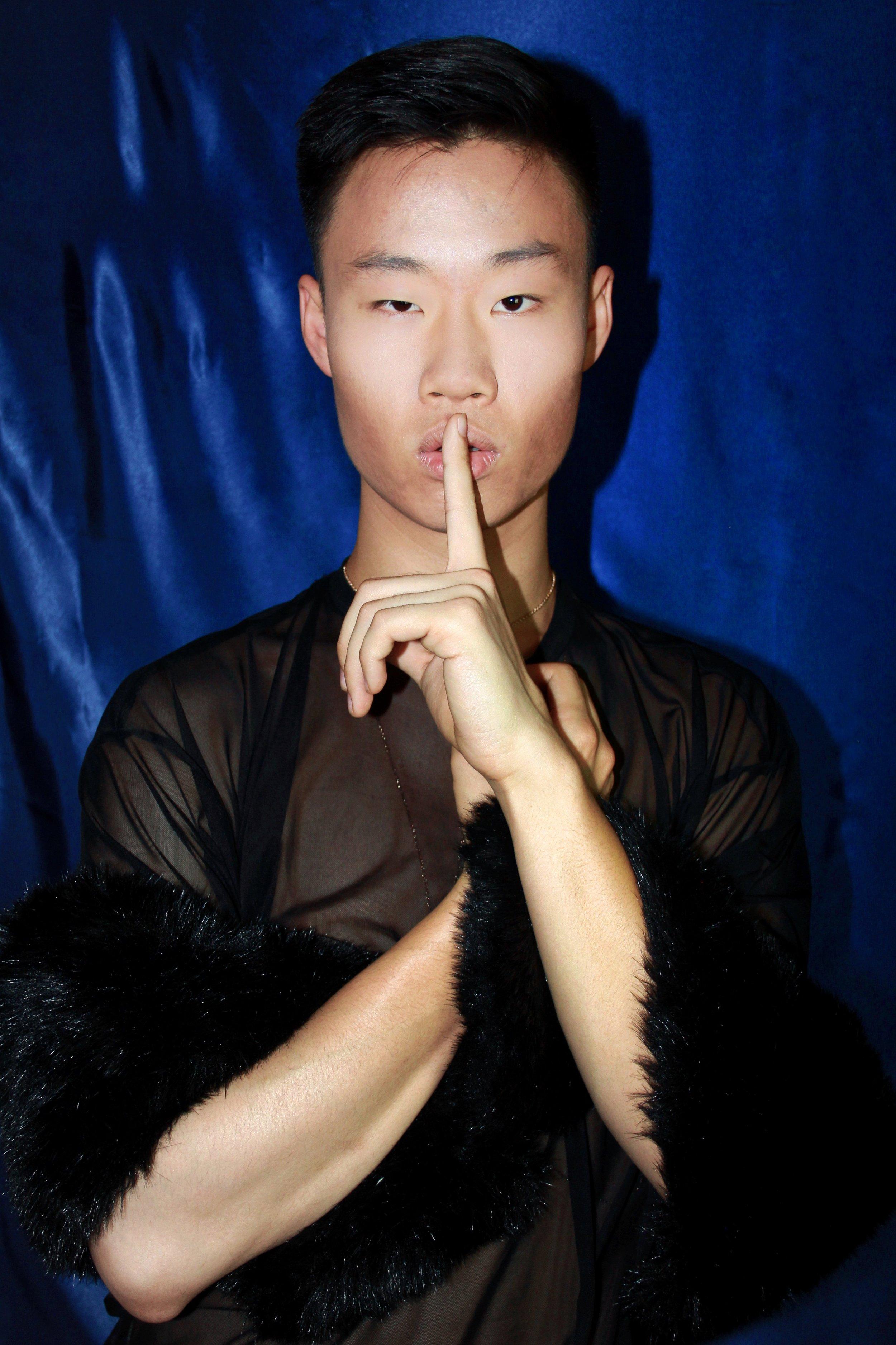 Mikey (Pop) Luna - (he/him)Categories: Sex Siren Catboy, Vogue Femme