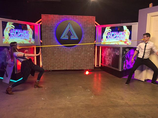 Thanks for watching today's final episode of #AttackArcade on Twitch! We'll be back on Patreon this Friday at 10:00am PT and more at TheAttack.live 💥