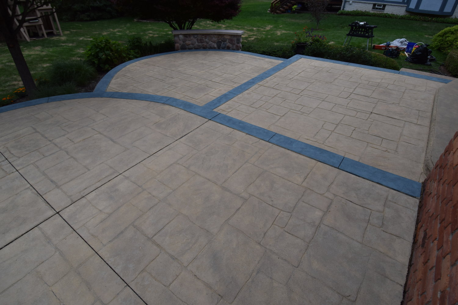 Stripped Patio Facing South.jpg