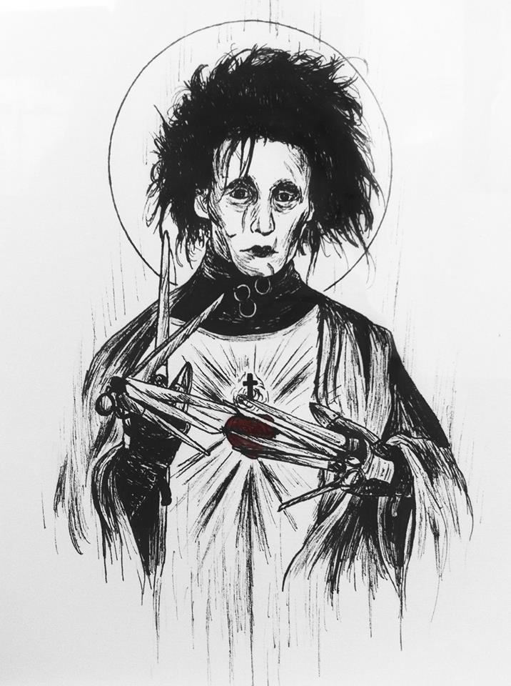 Holy Scissorhands