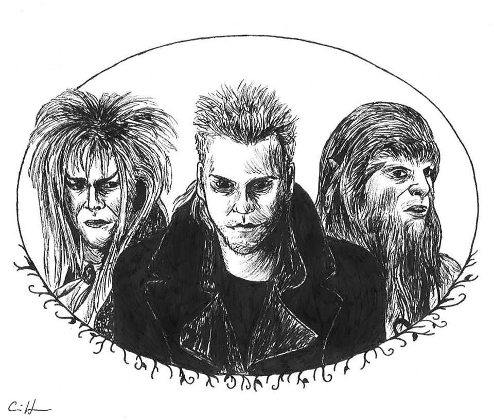 Goblin, Vampire, Werewolf
