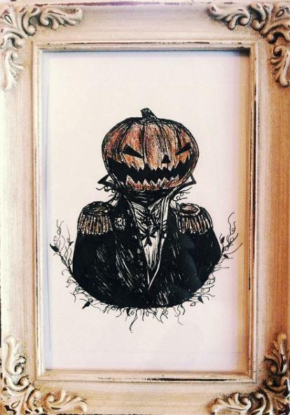 Colonel Pumpkin