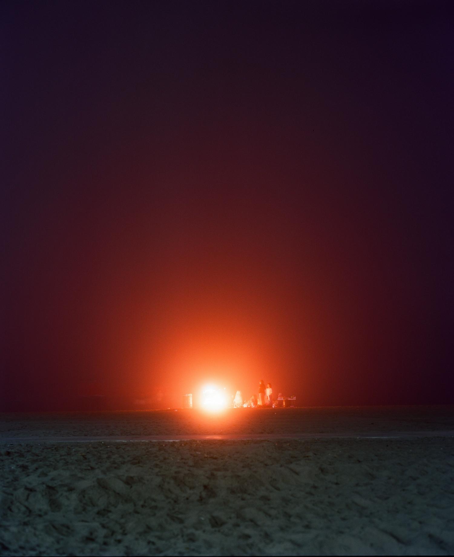 Fire Pit, Dockweiler State Beach