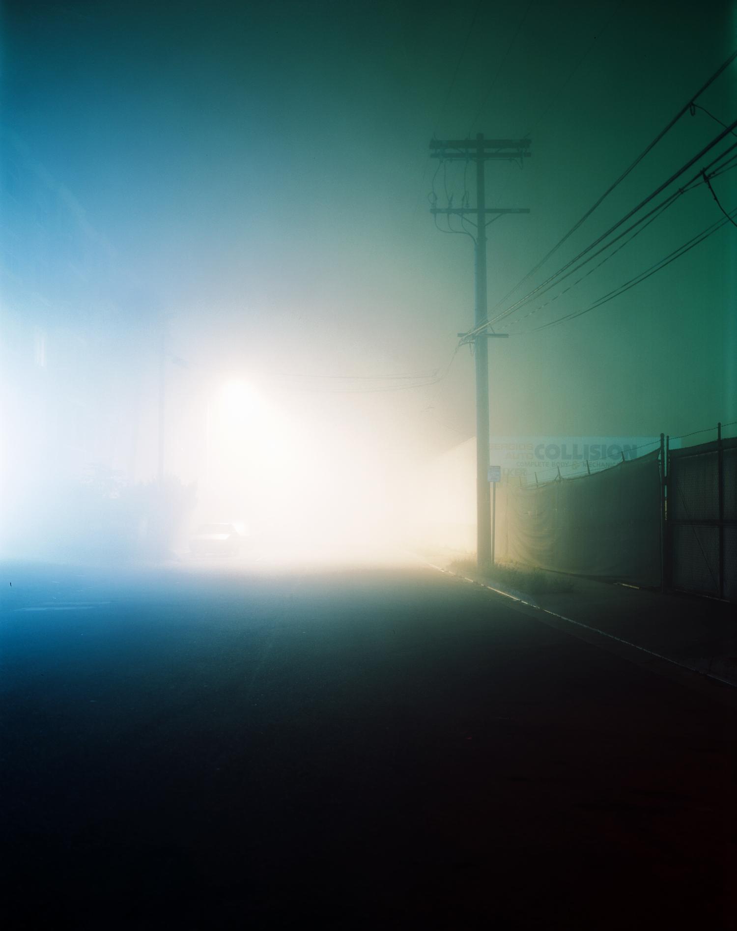 Collision, Marina Del Rey, CA.