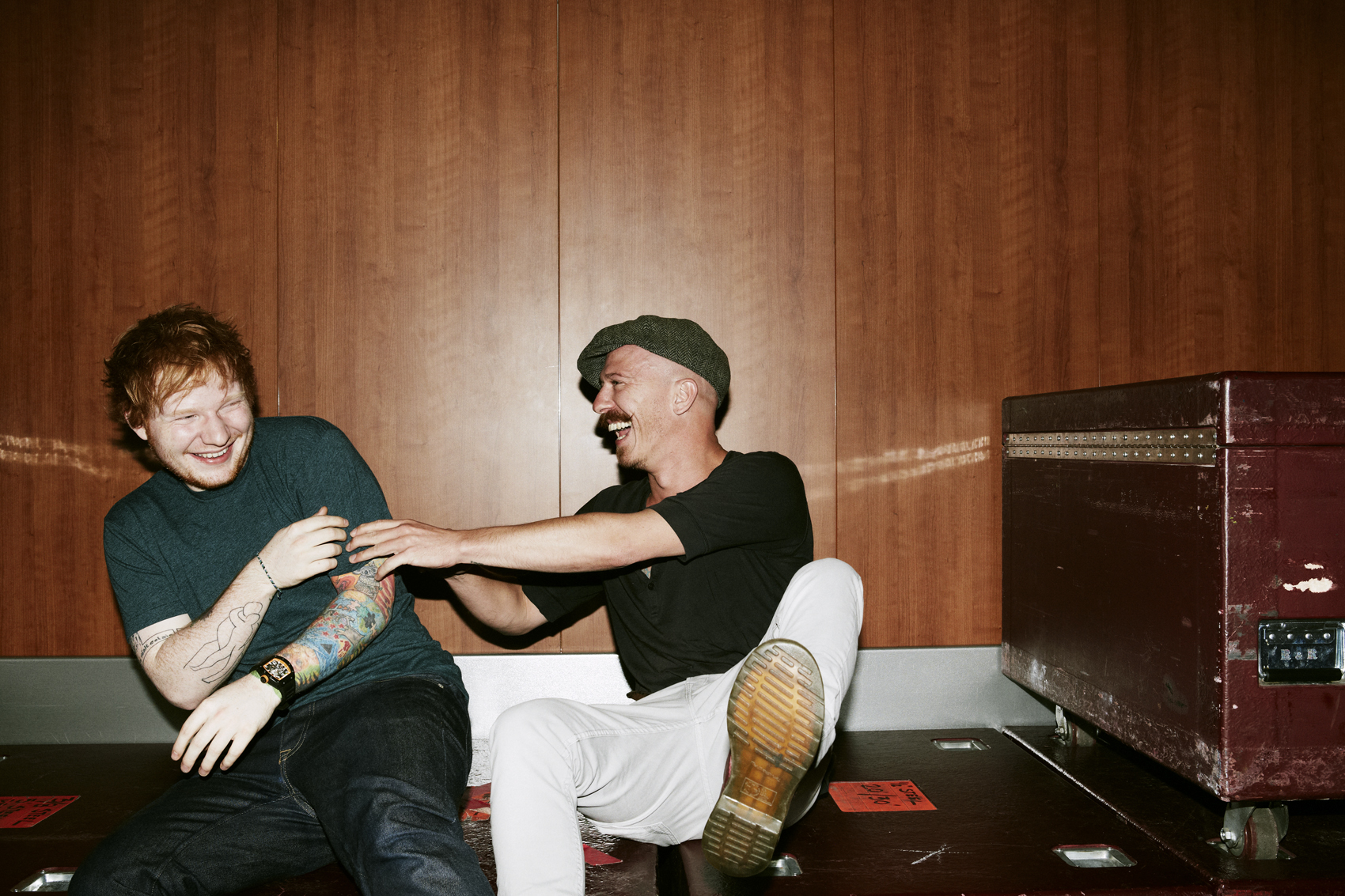 Ed Sheeran & Foy Vance
