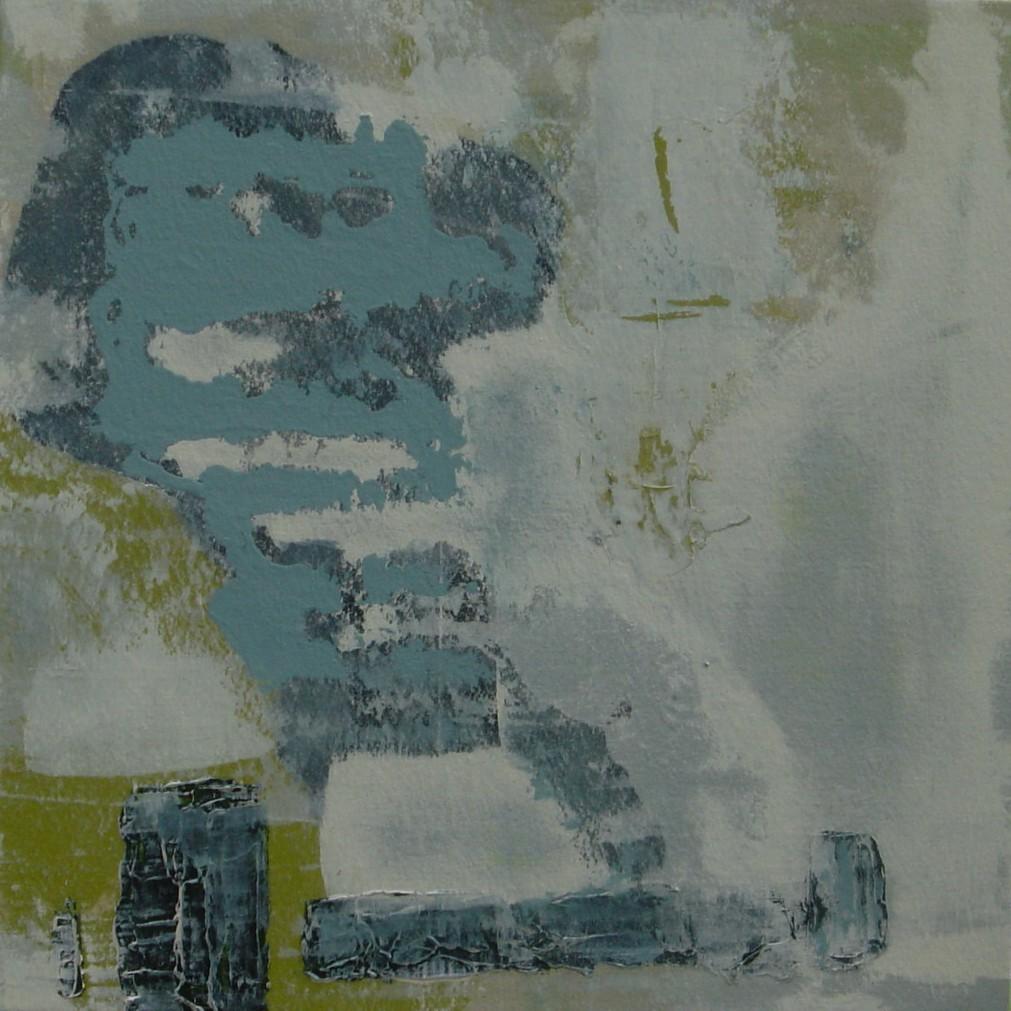Lily Pad II - Abstract Art.JPG