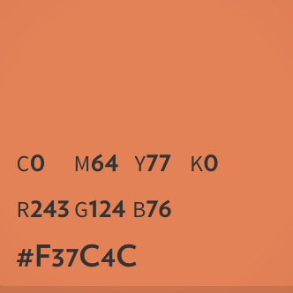 For Pantone colors please use PMS 165C.