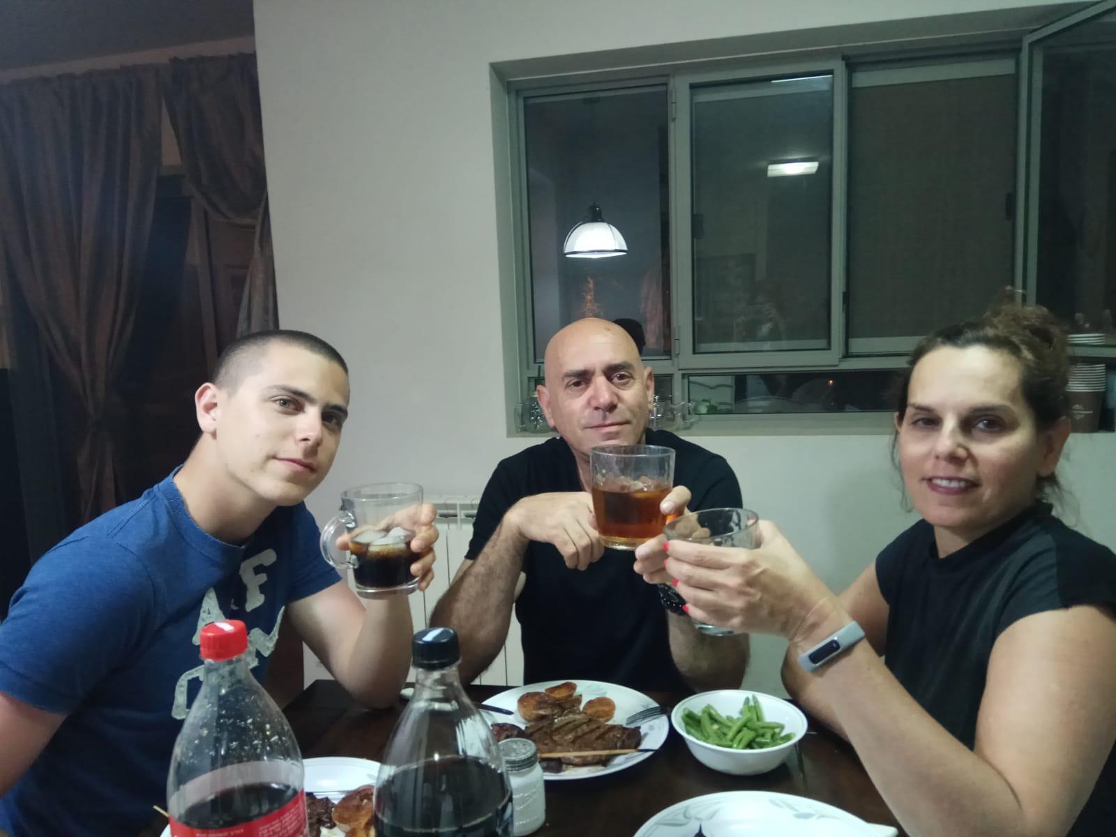 Yoram Chertok (Managing Director for EMEA) in Israel