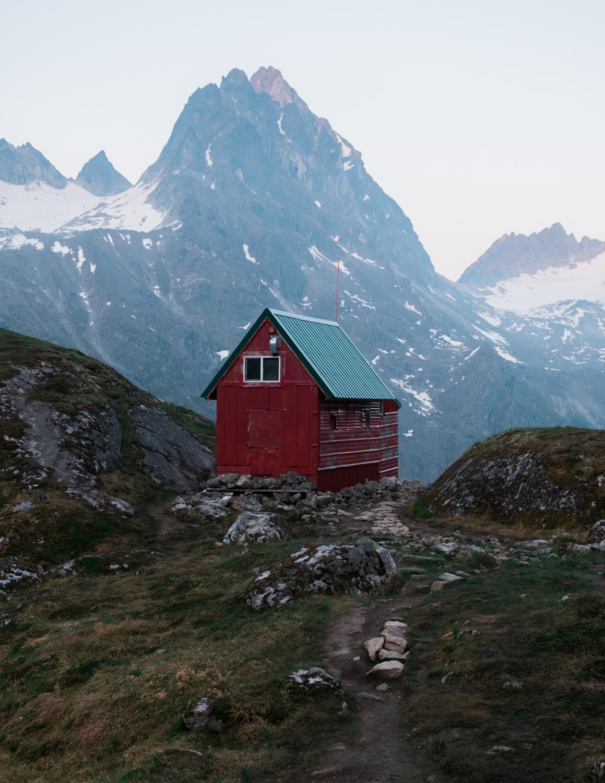 The Mint Hut