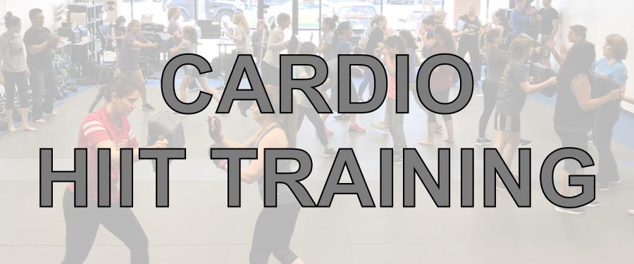 Crucible Cardio HIIT