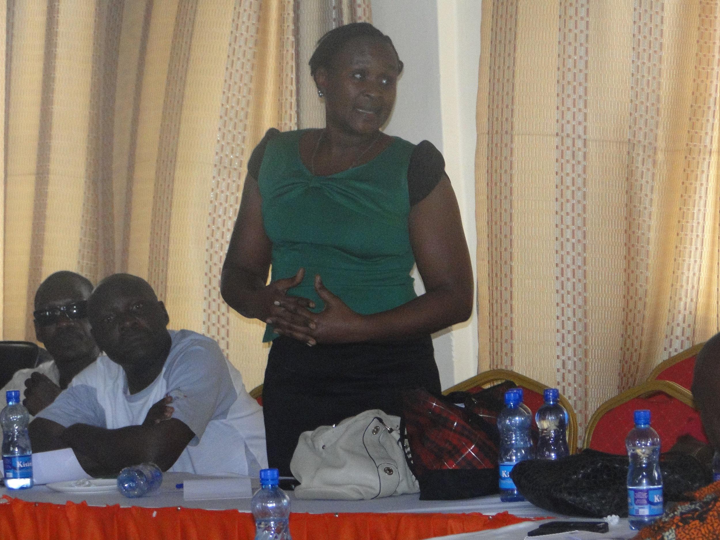 Angella Neumbe, Mbale Municipal Council