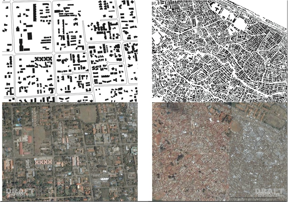 Reality on inequalities on Land allocations. A comparison of Kibera slums and the Kilimani leafy suburbs