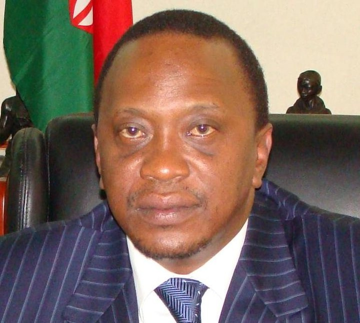 Uhuru Kenyatta, President elect of the Republic Of Kenya
