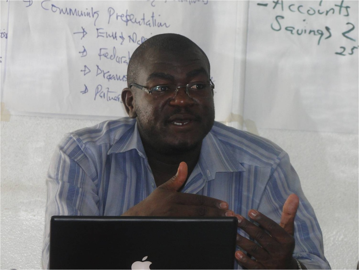 Benson Osumba