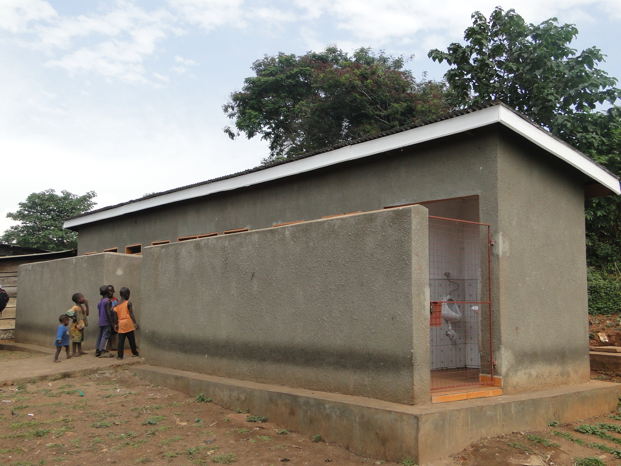 Rippon Sanitation block