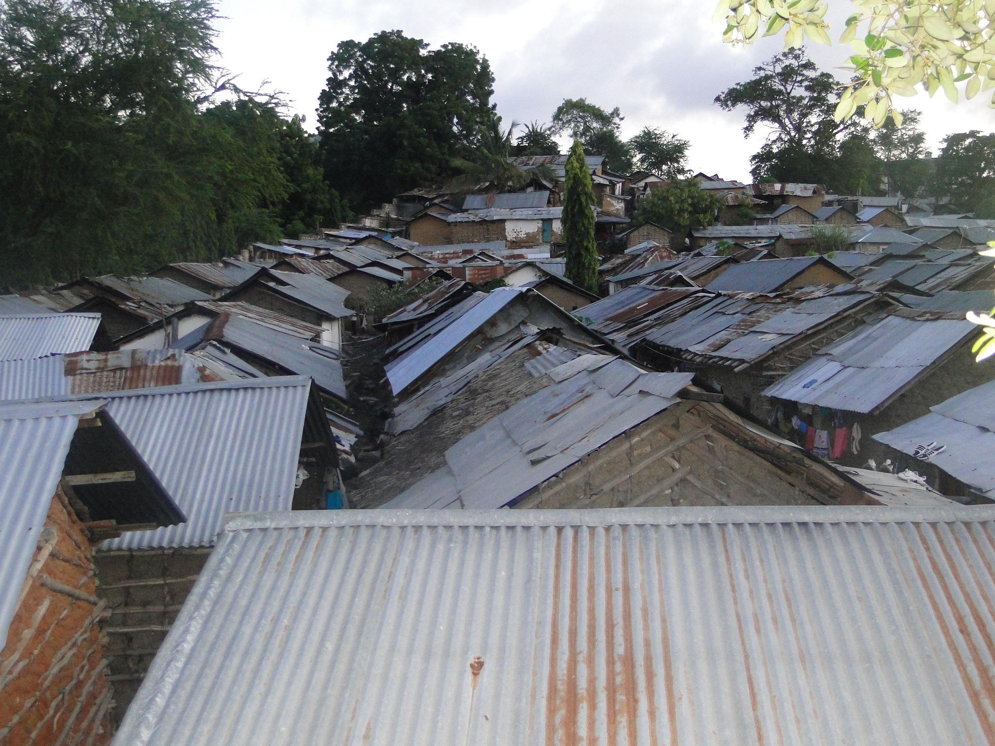 Tudor Moroto Paradise Informal Settlement