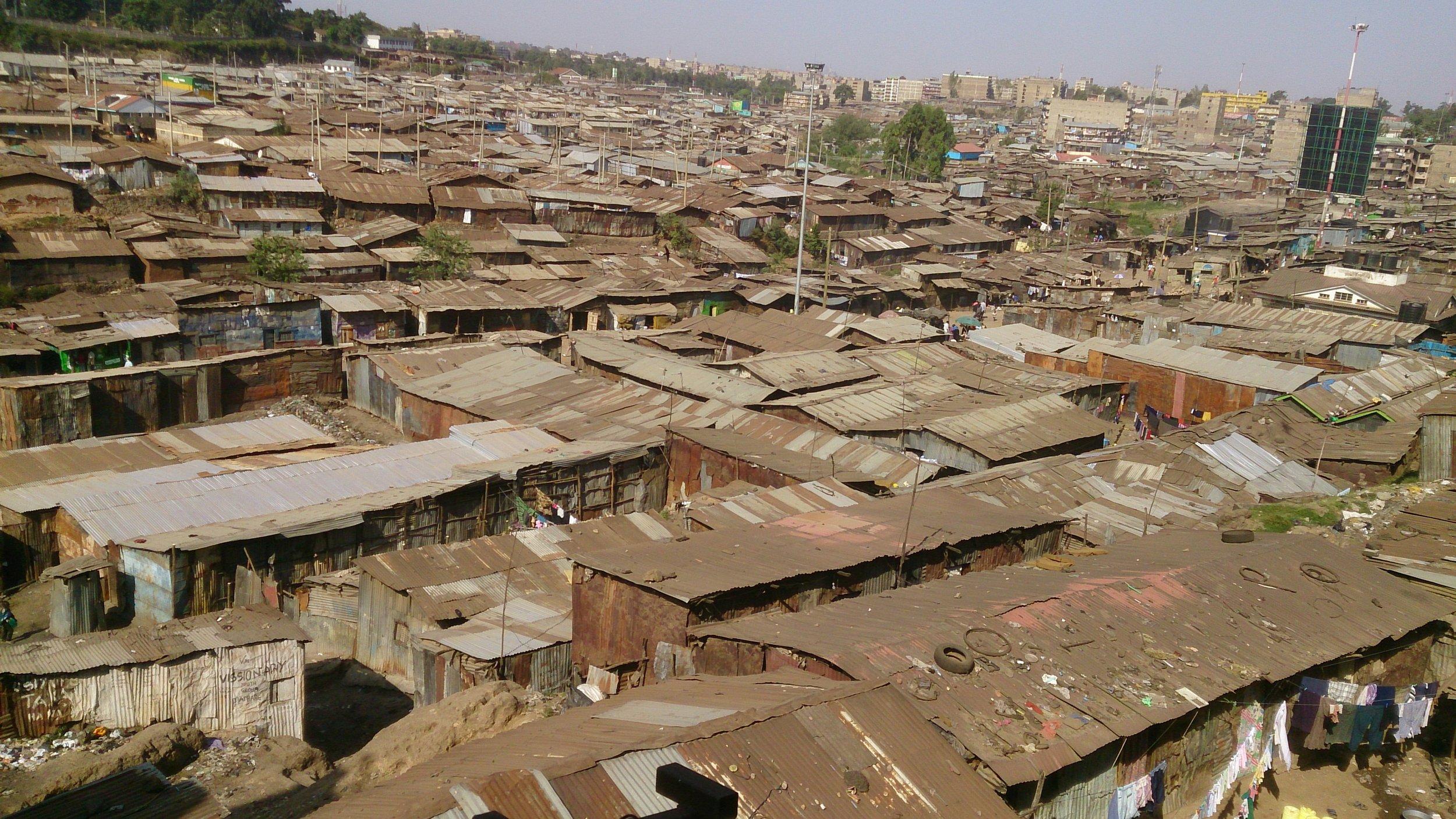 Mathare; Bondeni village