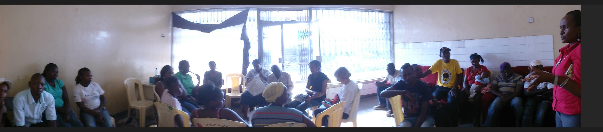 Ongoing Focussed group discussion