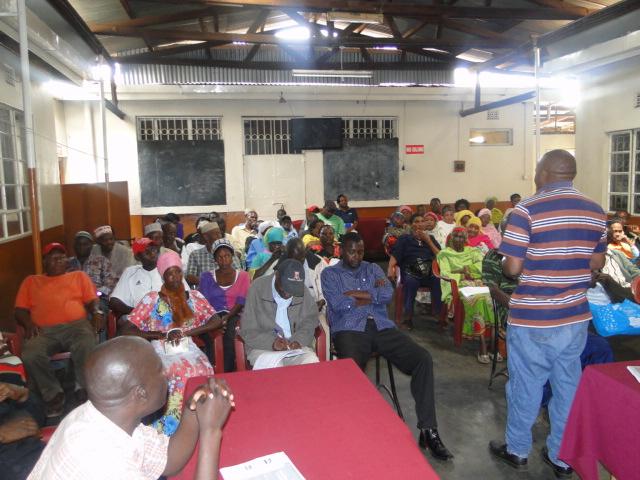 City wide profile sharing forum in Machakos County