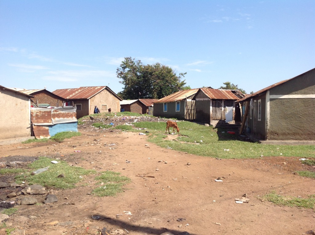 Nyalenda Sanitation Site