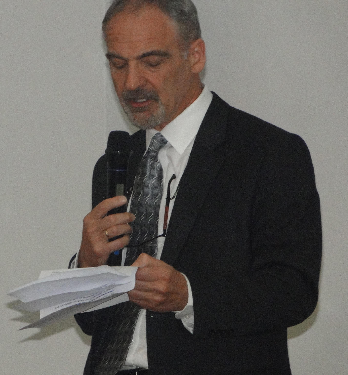 Simon Carter, IDRC