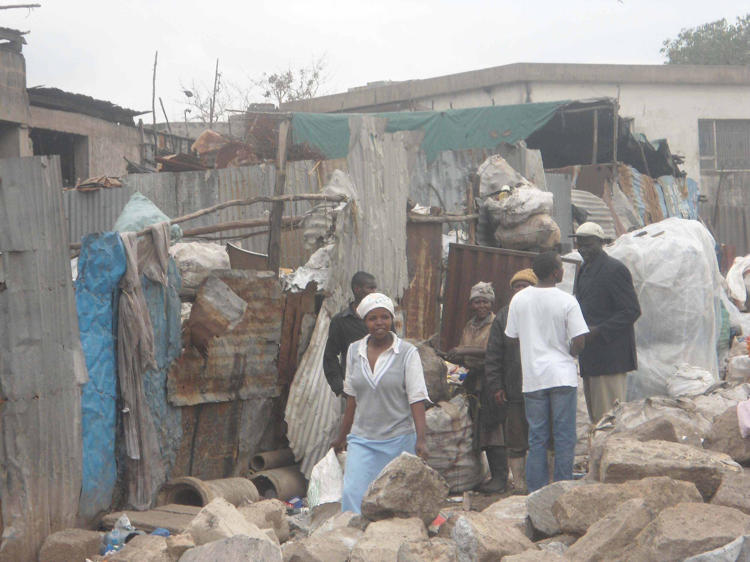Access to sanitation remains a challenge to women.