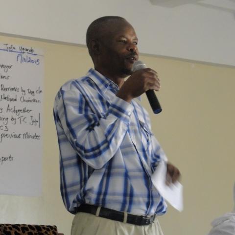Musisi Kibuguddu LC 3 Chairman