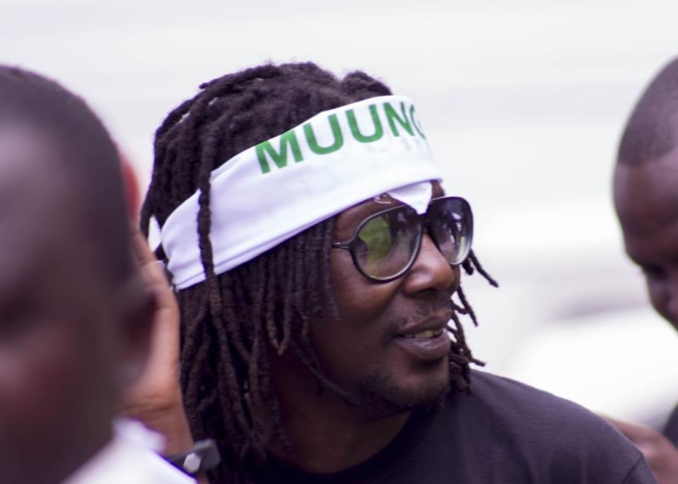 Jack Makau of SDI Kenya